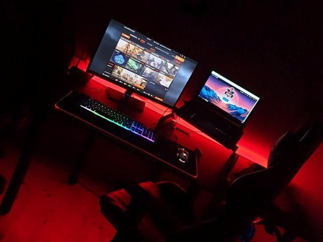 biurko dla gracza 2
