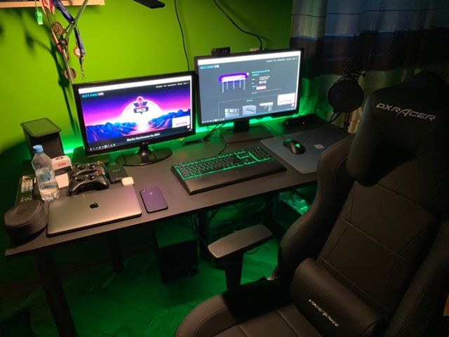 biurko gamingowe master